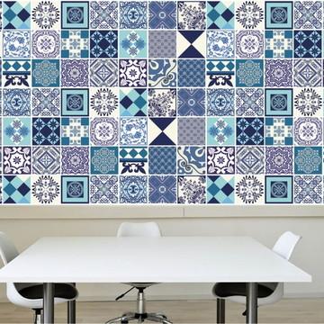 Papel de Parede Azulejo Cozinha 17