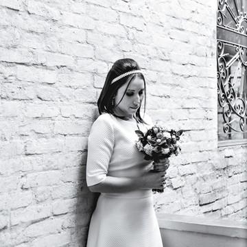 headband faixa noiva tiara criança perola marfim