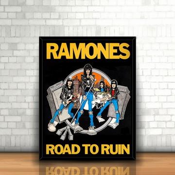 Quadro Road to Ruin / Ramones