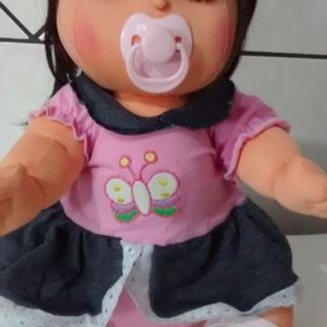 Boneca Bebê Articulada