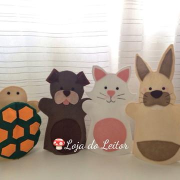 Kit Fantoches - Animais Domésticos