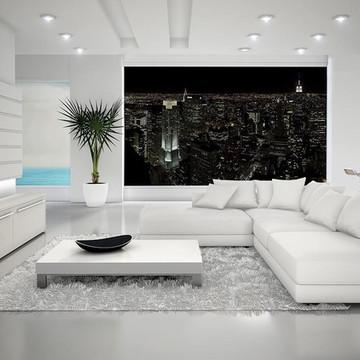 adesivo de parede cidade