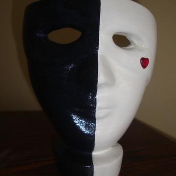 Máscara Teatro - Peça decorativa