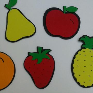Frutas em E.V.A.