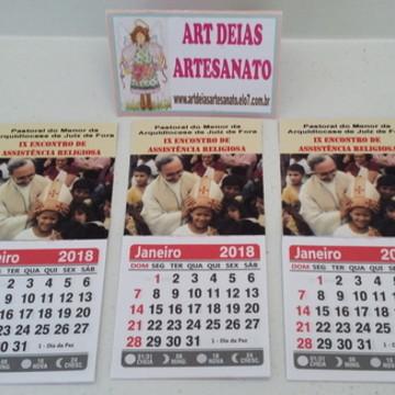 Mini calendarios