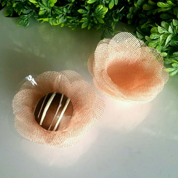 50 FORMINHAS p doce, casamento Nude F011