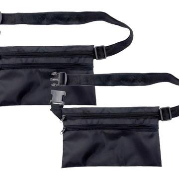 0ea530b320a70 Doleira Dolar Porta Money Belt Pochete Porchete Cintura Ajustável ...