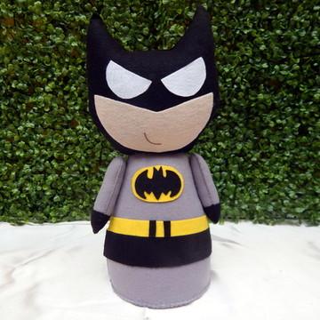 Batman Big Pocket em Feltro