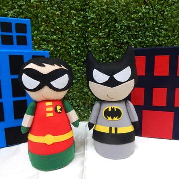 Kit Tema Batman Pocket em Feltro
