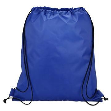 cc056da16 Mochila Sacola Ecobag de Tecido Azul Brinde ou Lembrancinha