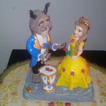 Topo bolo ou enfeite mesa