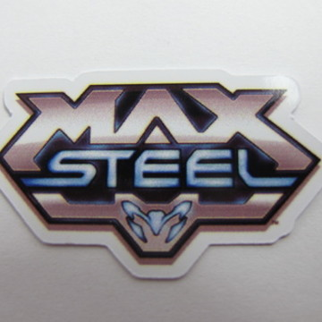 100 Toppers Max Steel ***FRETE GRÁTIS***