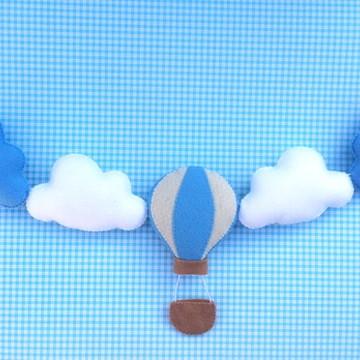 Varalzinho Balão e Nuvens