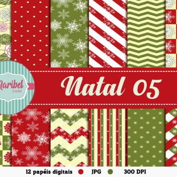 Papel Digital - Natal 05
