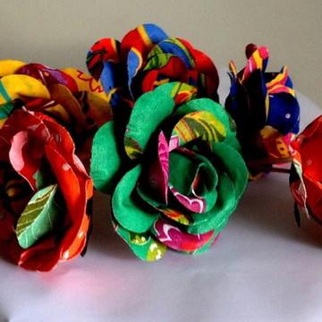 Flor de Chita - Dia das Mães - festa junina