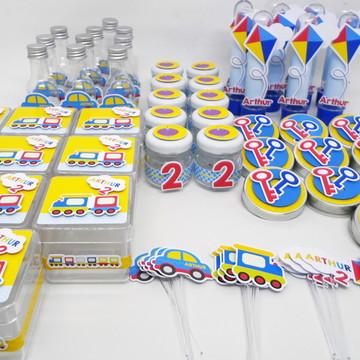 Kit de personalizados Brinquedos