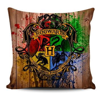 Almofada Casas de Hogwarts