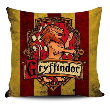 Almofada Casas de Hogwarts - Gryffindor