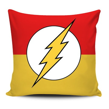 Almofada Herois da DC - Flash
