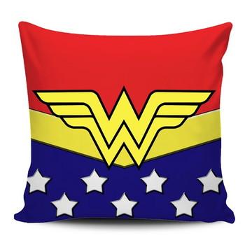 Almofada Herois da DC - Mulher Maravilha