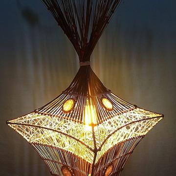 Luminária de Palito
