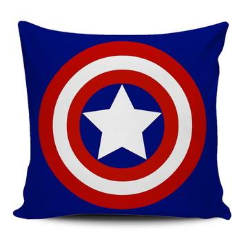 Almofada Herois da Marvel - Capitão América