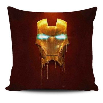 Almofada Herois da DC - Iron Man
