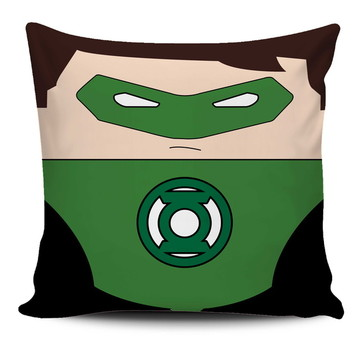 Almofada Herois da DC - Lanterna Verde