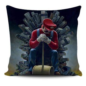 Almofada Super Mario - Game of Thrones