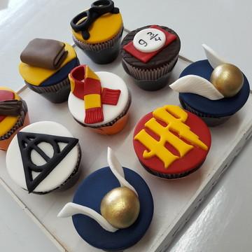 Mini cupcake Harry Potter