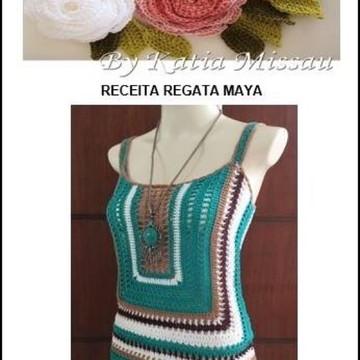 Receita Regata Maya -DIGITAL