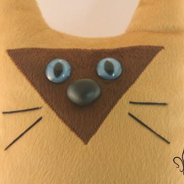 Almofada gato siamês