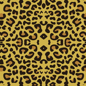 Papel de Parede Textura Onçinha Amarelo lavavel Vinil Fosco