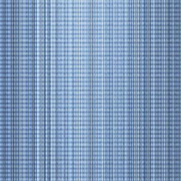 Papel de Parede Textura Fios em Tons de Azul Sob Sombra