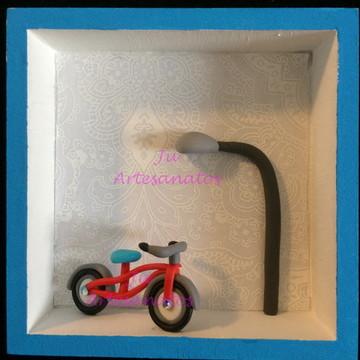 Quadrinhos decorativos Modelo Bike
