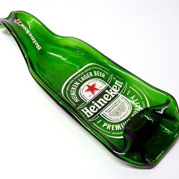 Petisqueira de garrafa reciclada
