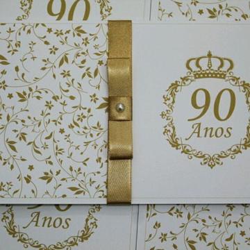 Convite de Casamento - Convite 15 anos - 240g