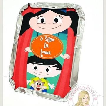 Marmita Personalizada Show da Luna