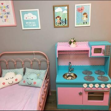Cozinha Infantil Integrada Milena