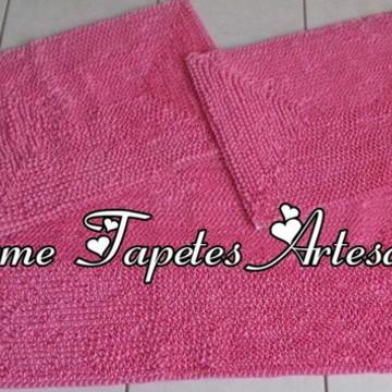 Tapetes para decoração de cozinha rosa