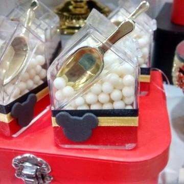 Mini dispenser Tema Mickey ou Minnie