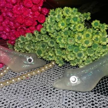 Sabonete Sapato de Cristal