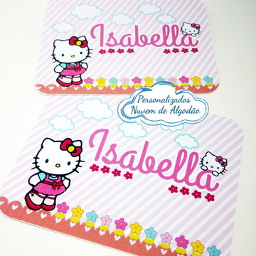 Adesivo de marmita - Hello Kitty