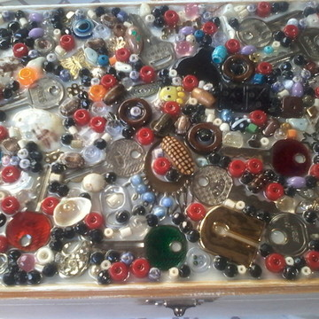 Caixa bijuteria