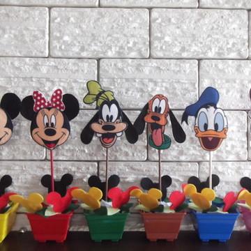 Enfeite de Mesa Turma do Mickey