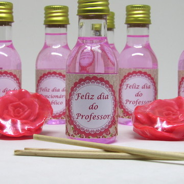 Aromatizador com sabonete artesanal