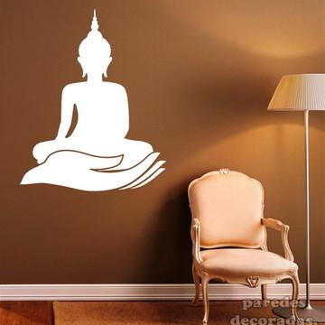 Adesivo para parede Indiano Buda