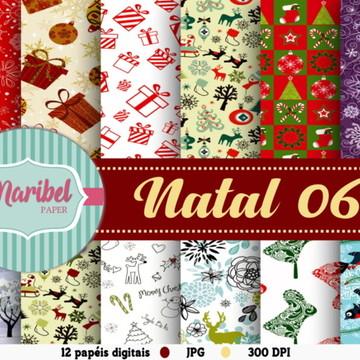 Papel Digital - Natal 06