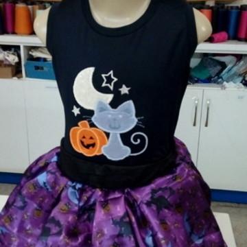 Fantasia Halloween menina