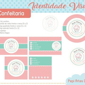 Kit Identidade visual (digital)